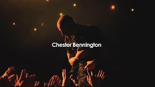 In memory of chester bennington | linkin park - one more light: liveboxhd
