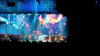 Шоу в Лужниках Волшебное созвездие Disney видео 3