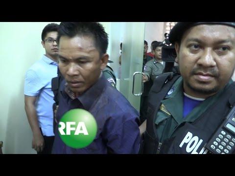 Phnom Penh Police Question Alleged Gunman in Activist's Murder