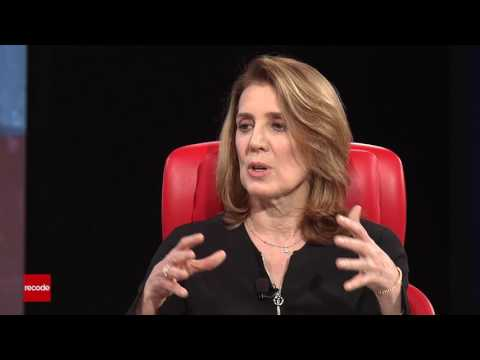 Alphabet CFO Ruth Porat defends Google's pay practices | Full Code interview | Code 2017