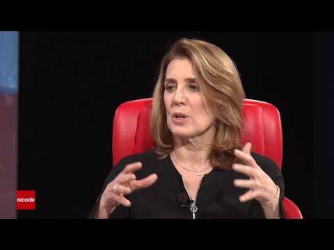 Alphabet CFO Ruth Porat defends Google's pay practices | Full Code interview | Code 2017