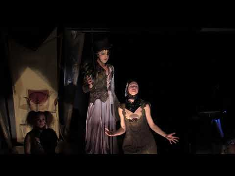 The Bearded Ladies Cabaret in MARLENE & THE MACHINE (pt1)