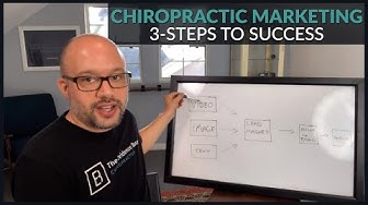 Marketing Chiropractic in 3 Easy Steps | A new chiropractic marketing strategy