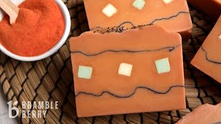 How to Make Tomato Garden Soap