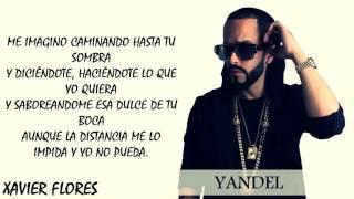 Yandel- Imaginar Lyrics