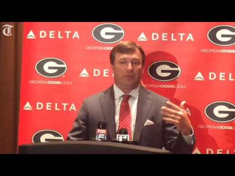 Kirby Smart on offensive line, wide receiver competition