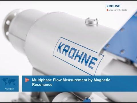 Workshop: Substance-Specific Multiphase Flow Measurement Based on Magnetic Resonance Technology