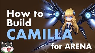 Summoners War - CAMILLA GUIDE | Runes & Stats Included