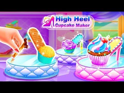 High Heel Cupcake for 32-bit Pc - free download