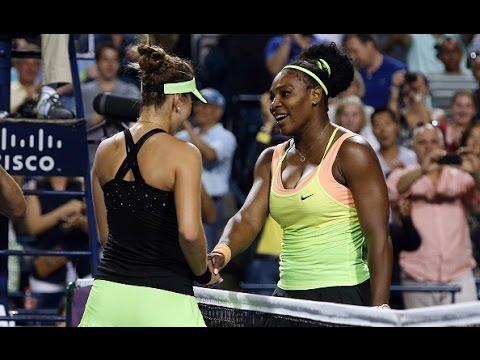 2015 Rogers Cup Semifinal | Belinda Bencic vs Serena Williams | WTA Highlights