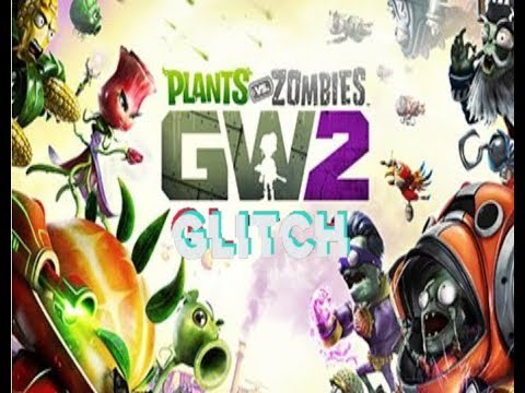 Plants vs Zombies GW2 long montage of glitches