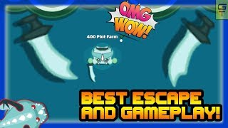 STARVE.IO - Best *SOLO* GamePlay // Making Dragon Gear And Rare Items!