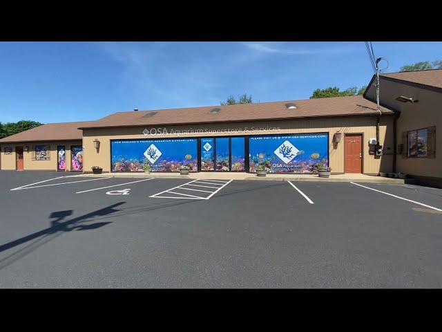 OSA Aquarium Superstore & Services