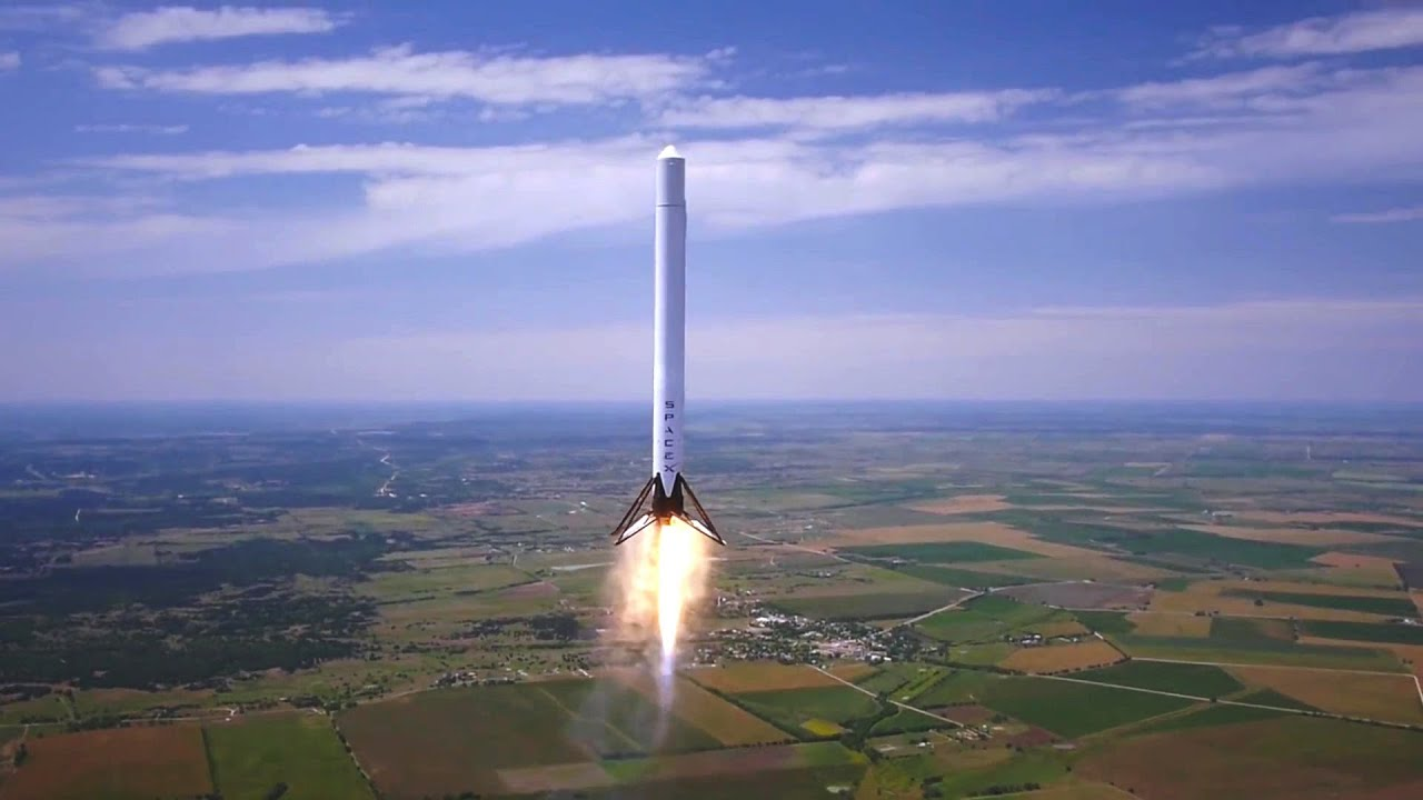 Spacex Falcon 9 Wallpaper - Pics about space