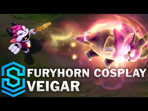 Furyhorn Cosplay Veigar Skin Spotlight - League of Legends