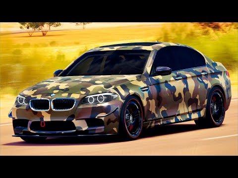 FORZA HORIZON 3 - ГОНКИ В ЧЕСТЬ 9 МАЯ НА BMW M5! ВОЕННЫЙ СТИЛЬ БЭХИ! 🌊ВОТЕР