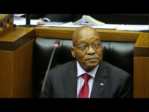 "Jacob Zuma on South Africa crisis: ""I'm being victimized"""