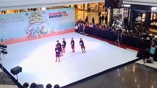 Indian hip hop dance championship 2018 @ Beat on crew semifinal perfomance
