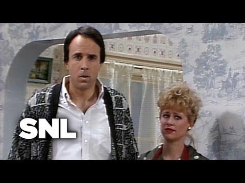 Mr. No Depth Perception - Saturday Night Live