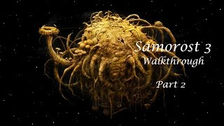 Samorost 3 Walkthrough - Part 2/5 - Whole game in 5 parts (Created by Amanita Design)