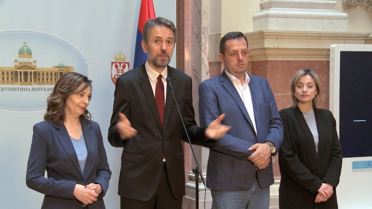 Reakcija Radulovića na pitanje o uključenju Šešelja u borbu za obaranje izbora