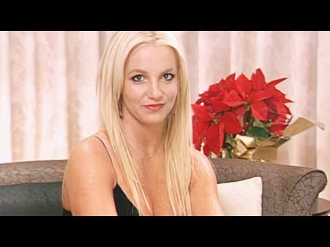 RARE: Britney Spears - Promo TV Interview (2008)