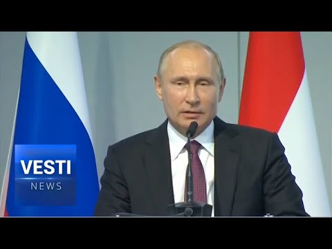 Putin Returns From Austria With Gifts: Concessions and Contracts For Russian Business