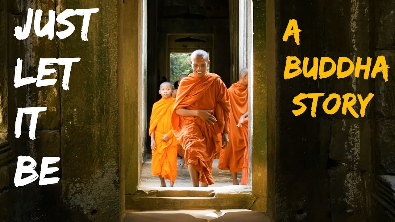 A Short Buddha Story To Calm Your Mind