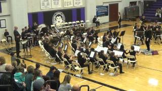 combined 5th grade bands   fanfare and march michael sweeney
