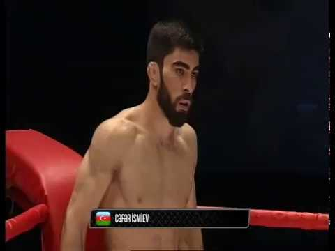 70 - JAFAR ISMIEV  (TT FIGHT CLUB) vs KHABIL MAGOMEDOV (KHABIL FIGHT CLUB) RUSSIA
