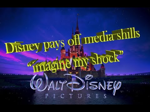 disney-accused-of-paying-off-media-shills