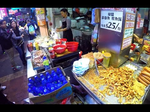 meet hong kong ladies market