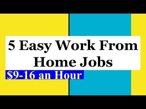Work From Home Easy Jobsttm Pt Com