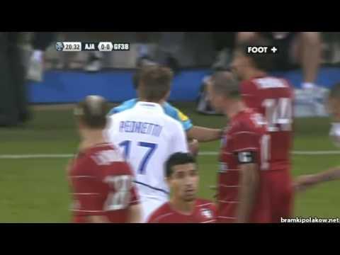 Czerwona Kartka Irka Jelenia 2009.09.26 AJ Auxerre – Grenoble Foot 38