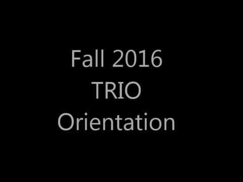 Fall Orientation 20160817