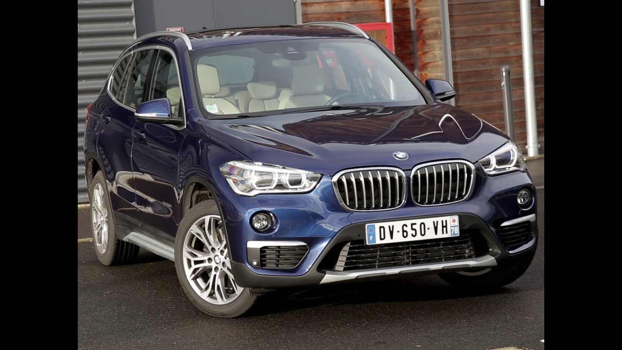 Essai Bmw X1 Xdrive25i Xline 2016 Youtube