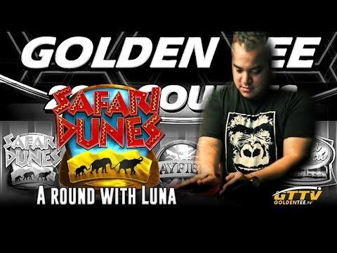 GTTV - 2018 Safari Dunes - A round with Paul Luna via the PowerCade Stream