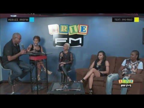 E Buzz - Cecile, Singer J, Lia Caribe