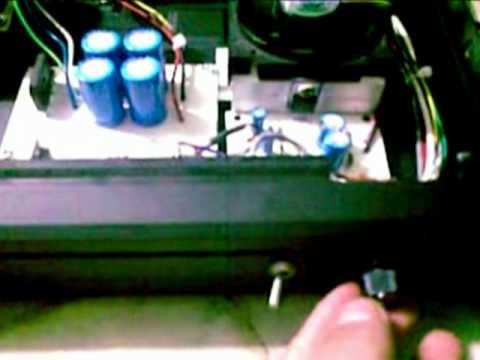 Stereo Audio amplifier TDA2050 / Amplificador estereo con TDA2050