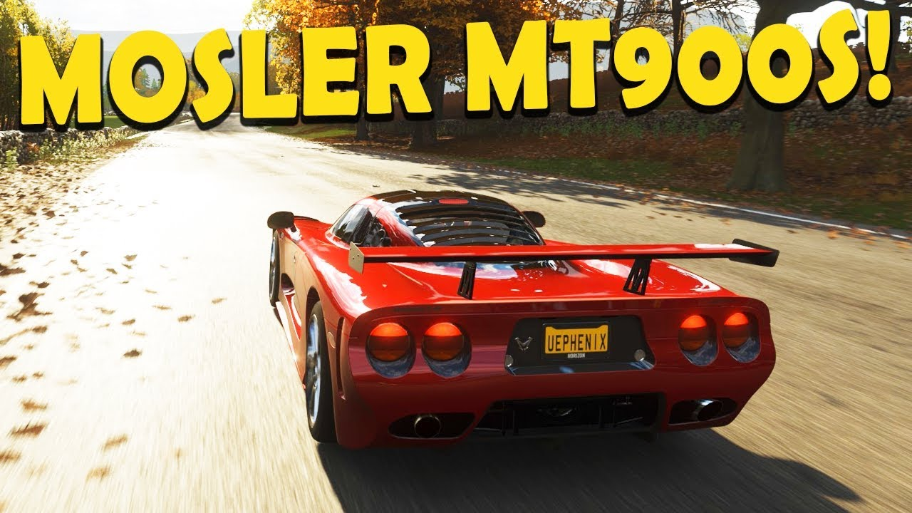 Forza Horizon 4: MOSLER MT900S *FASTEST CAR!* | How to Unlock FOR FREE?  [#36]