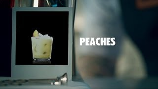 Peaches Drink Recipe - How To Mix