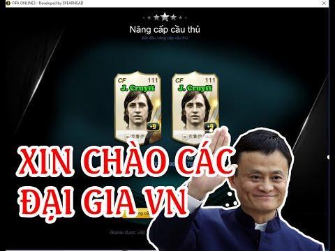 Gói siêu nâng cấp mùa ICONS - sự kiện quá hời - Fifa online 3 China