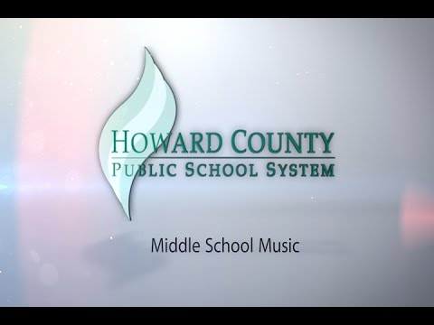 HCPSS Curriculum: Middle School Music