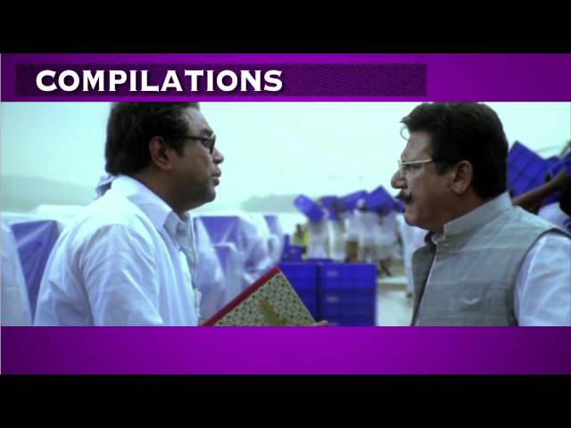 Paresh Rawal And Om Puri's Comedy Scene - Chup Chup Ke Travel Video