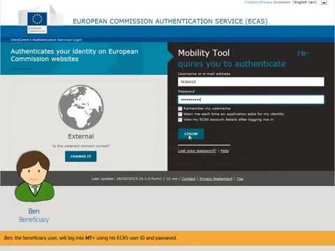 Aruande täitmise õppevideo Erasmus+ KA1 ja KA3 projektidele
