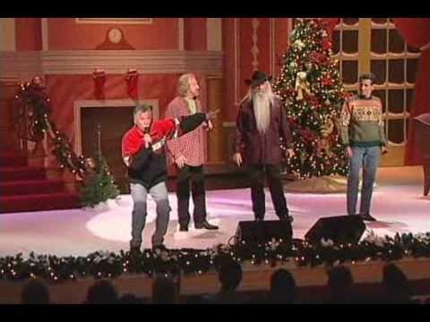 The Oak Ridge Boys - The Most Inconvenient Christmas - YouTube