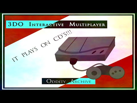 Oddity Archive: Episode 75 - 3DO Interactive Multiplayer