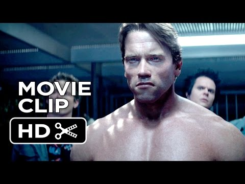 Terminator Genisys Movie CLIP - I've Been Waiting For You (2015) - Arnold Schwarzenegger Movie HD streaming vf