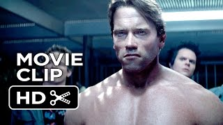 Terminator Genisys Movie CLIP - I've Been Waiting For You (2015) - Arnold Schwarzenegger Movie HD