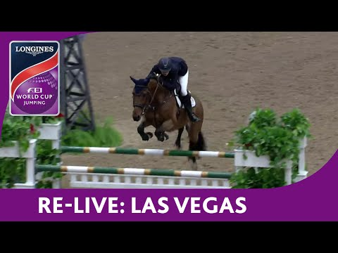 Re-Live - NAL - Longines FEI World Cup™ Jumping - Las Vegas - Speed Classic